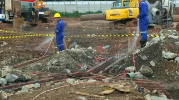 Jasa Anti Rayap Termite control hubungi : 0813-1022-2548