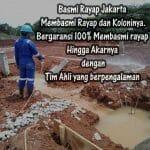 Basmi Rayap Jakarta Bergaransi hubungi : 0813-1022-2548